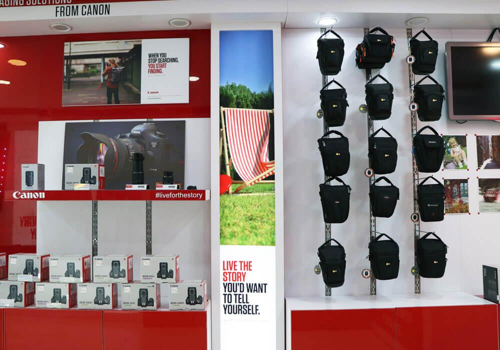 تجهیزات-عکاسی-کیف-دوربین-کان