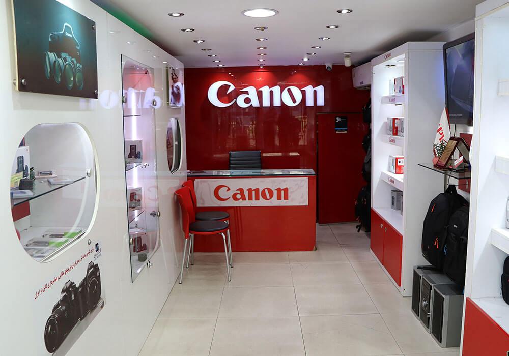 نمایندگی-دوربین-عکاسی-کانن